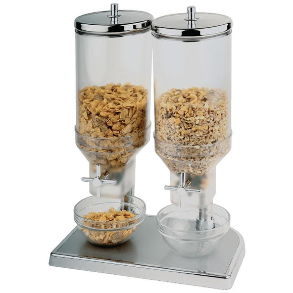 Horeca CF268 APS cereal dispenser 2x 4,5L CF268