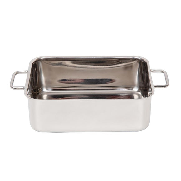 Horeca CL188 Olympia mini RVS braadpan CL188