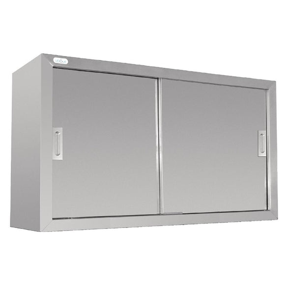 Horeca DL450 Vogue RVS wandmodel kast 120cm DL450
