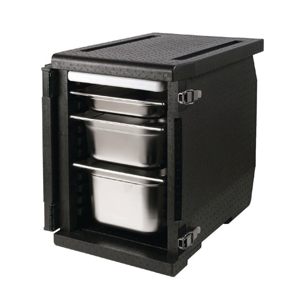 Horeca DL990 Thermo Future Box GN thermobox voorlader 93L DL990