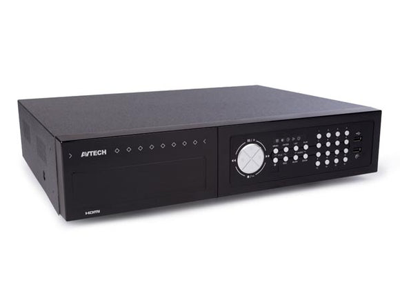 VELLEMAN DVR16T2 HD CCTV REAL-TIME HYBRIDE-VIDEORECORDER - 16-KANALEN - PUSH VIDEO/STATUS - EAGLE EYES - IVS - NVR