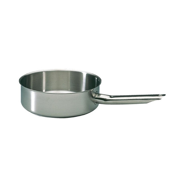 Horeca K764 Bourgeat Excellence RVS sauteuse 24cm K764