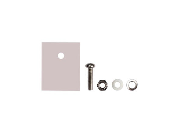 VELLEMAN K/TO3P MOUNTING KIT TO-3 PLASTIC