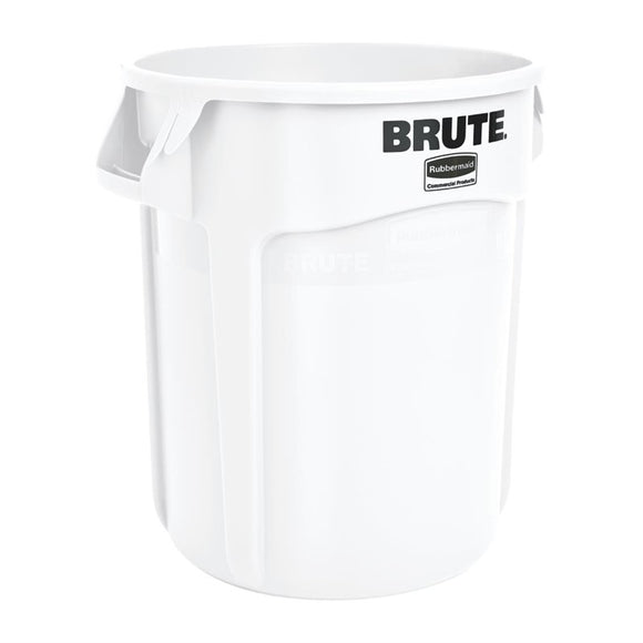Horeca L652 Rubbermaid Brute ronde container wit 75,7L L652