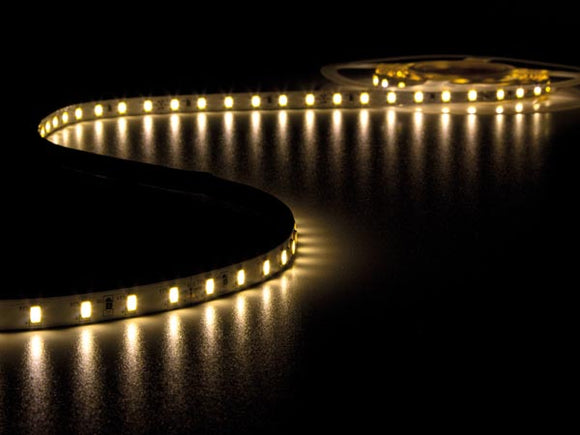 VELLEMAN LQ24N730WW27N FLEXIBELE LED STRIP - WARM WIT 2700K - 300 LEDS - 5M - 24V