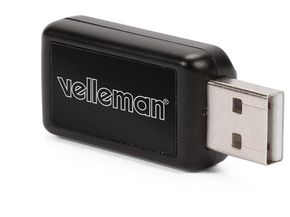 VELLEMAN PCUSBGO1 USB 2.0 - MICRO USB 2-IN-1 SD-/MICROSD-KAARTLEZER