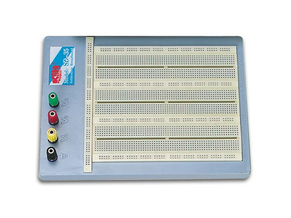 VELLEMAN SD35N HIGH-QUALITY SOLDEERLOZE BREADBOARDS - 2420 GATEN