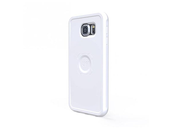 VELLEMAN UPMSS6/W EXELIUM - MAGNETIZED PROTECTIVE CASE FOR WIRELESS CHARGING - SAMSUNG® GALAXY S6 - WHITE