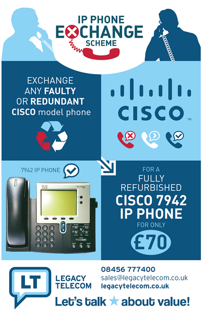 Cisco Exchange Scheme