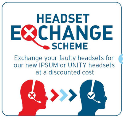 Exchange Faulty Headsets for New