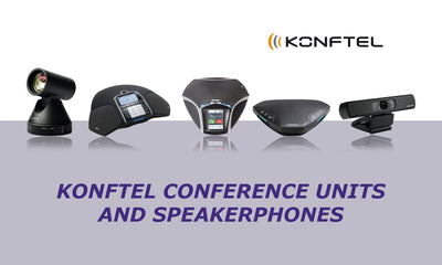 Konftel! Delivering a better solution