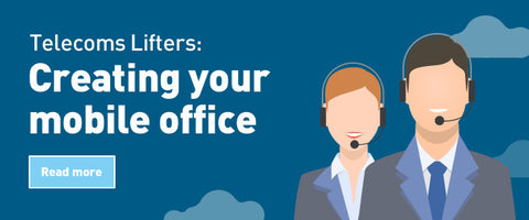 Telecoms Lifters: creating your mobile office