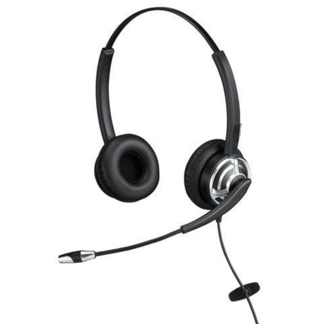 Genus Pro UC Binaural Noise Cancel - Legacy Headsets
