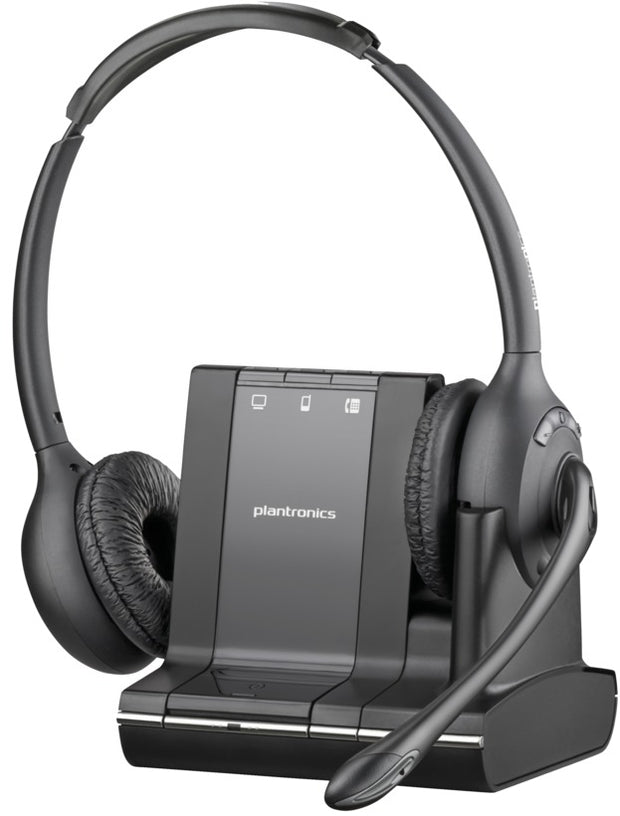 Plantronics Savi W720 - Refurbished - Legacy Headsets