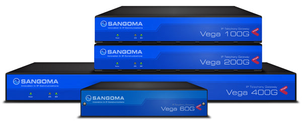 Sangoma Vega 400G : 30 Channel Upgrade - Legacy Headsets