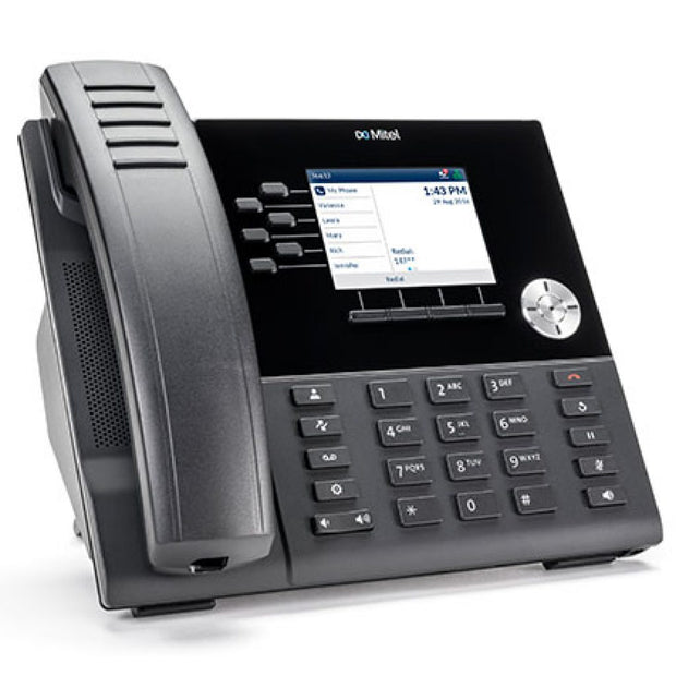 Mitel 6920 IP Phone - Legacy Headsets