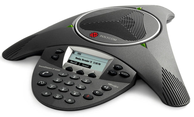 Polycom SoundStation IP 6000 PoE - Legacy Headsets