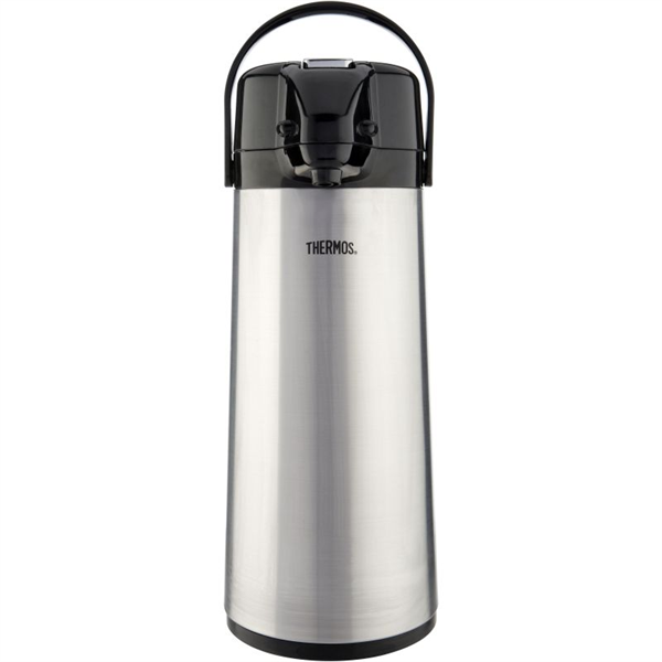 Thermos Stainless Steel 2.5L GTB Lever Action Pump Pot - Thermo Hero
