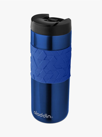 Aladdin Easy Grip Leak Lock Mug 0.47L Blue - Thermo Hero