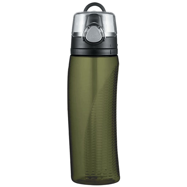 Thermos Intak Meter Bottle - 710ml, Olive Green - Thermo Hero