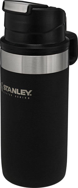Stanley The Unbreakable Trigger-Action Mug 0.35L Foundry Black - Thermo Hero