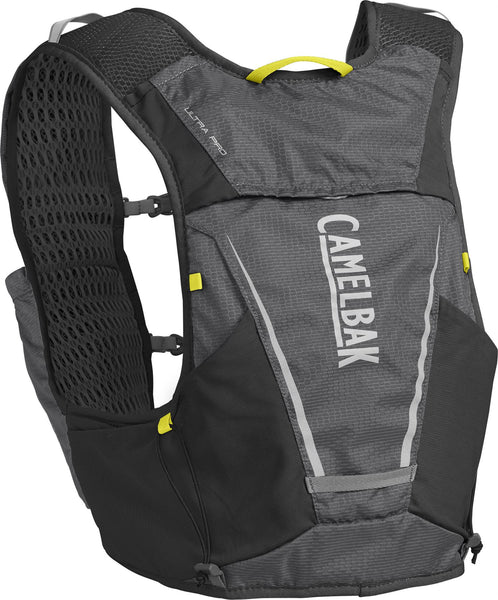 Camelbak Ultra Pro Vest Small (2 x 500ml) Graphite / Sulphur Spring - Thermo Hero
