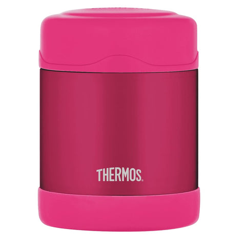 Thermos FUNtainer Food Flask - 290ml, Pink - Thermo Hero
