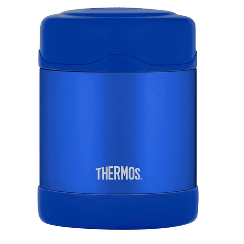 Thermos FUNtainer Food Flask - 290ml, Blue - Thermo Hero