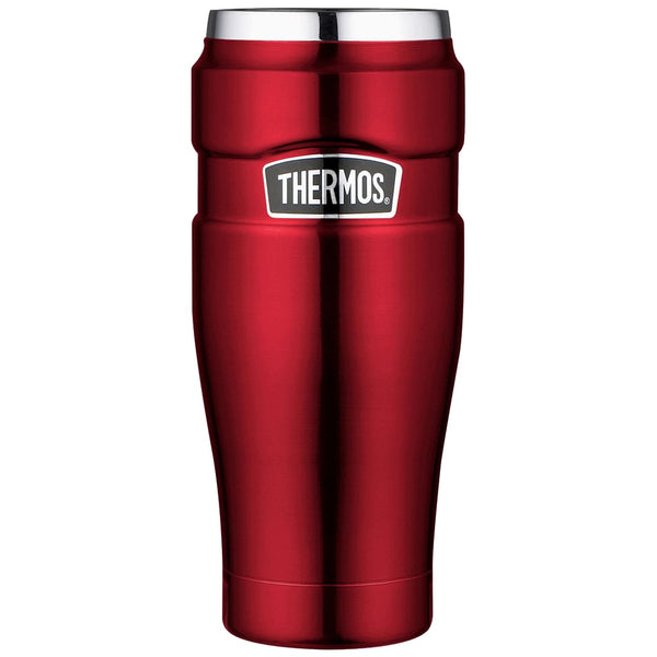 Thermos King Tumbler - 470ml, Red - Thermo Hero