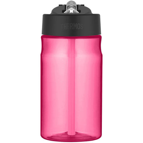 Thermos Intak Straw Bottle - 355ml, Pink - Thermo Hero