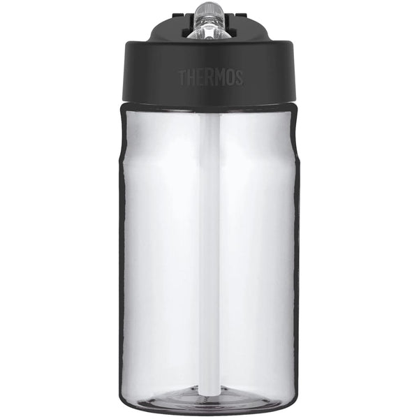 Thermos Intak Straw Bottle - 355ml, Clear - Thermo Hero