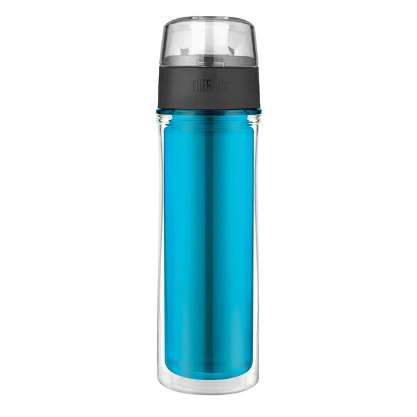 Thermos Double Wall Bottle - 530ml, Teal - Thermo Hero