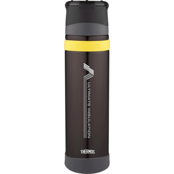 Thermos Stainless Steel Ultimate Flask MKII - 900ml, Charcoal - Thermo Hero