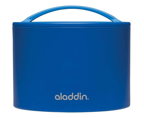 Aladdin Bento Lunch Box 0.6L Blue - Thermo Hero