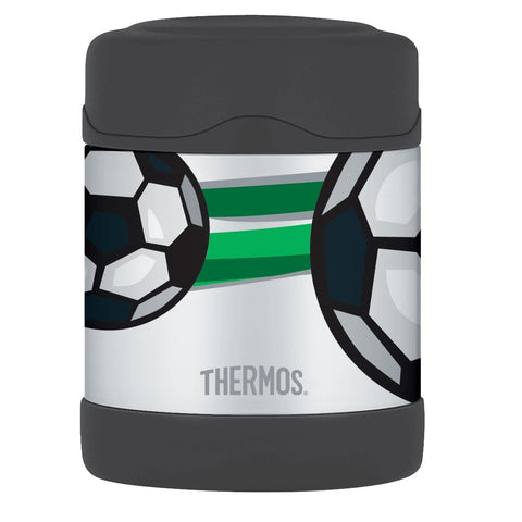 Thermos FUNtainer Food Flask - 290ml, Football - Thermo Hero