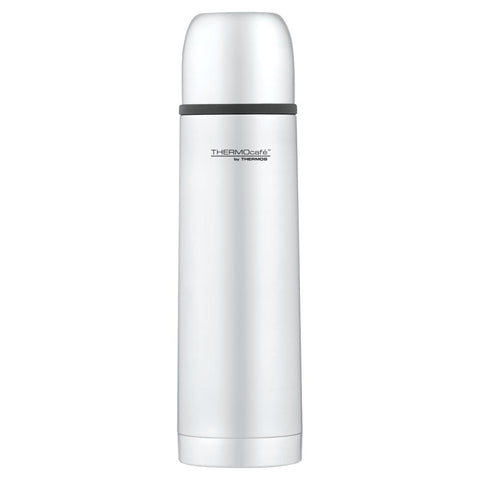 ThermoCafe Flask - 1.0L, Stainless Steel - Thermo Hero