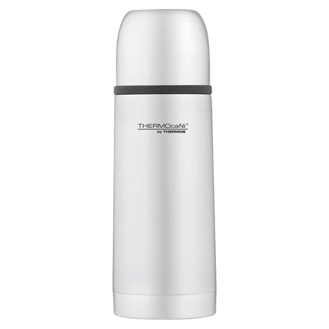 ThermoCafe Flask - 350ml, Stainless Steel - Thermo Hero