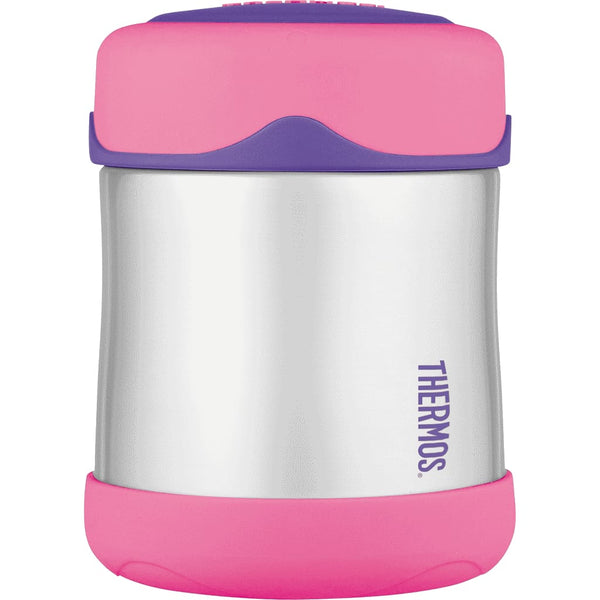 Thermos Foogo Steel Food Flask - 290ml, Pink - Thermo Hero