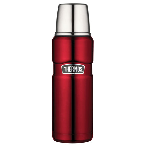 Thermos King Flask - 470ml, Red - Thermo Hero
