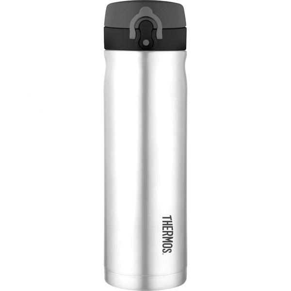 Thermos Stainless Steel Ultimate Travel Beaker - 470ml, Stainless Steel - Thermo Hero