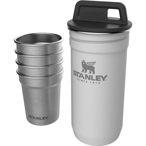 Stanley Adventure Stainless Steel Shot Glass Set Polar - Thermo Hero