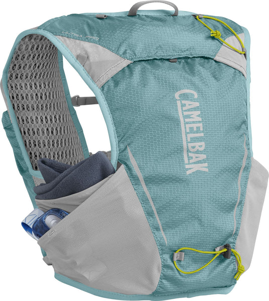Camelbak Women's Ultra Pro Vest Medium (2 x 500ml) Aqua Sea / Silver - Thermo Hero