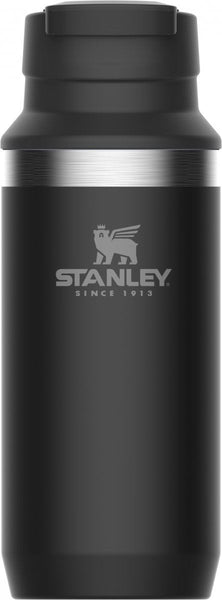 Stanley Adventure Vacuum Switchback Mug .35L Matte Black - Thermo Hero