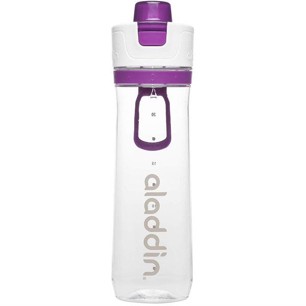 Aladdin Active Hydration Water Bottle 0.8L Purple - Thermo Hero