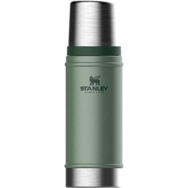Stanley Classic Vacuum Bottle .47L Hammertone Green - Thermo Hero