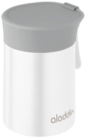 Aladdin Enjoy Vacuum Food Jar 0.4L White - Thermo Hero