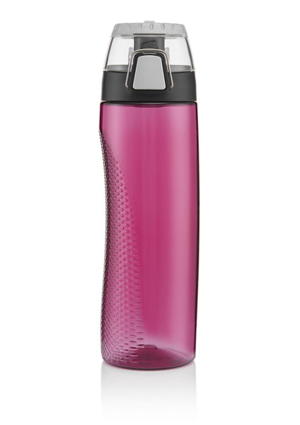 Thermos Tritan Hydration Bottle with Meter Magenta 710ml