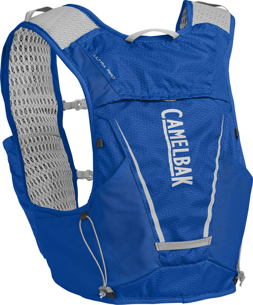Camelbak Ultra Pro Vest Small (2 x 500ml) Nautical Blue / Silver - Thermo Hero