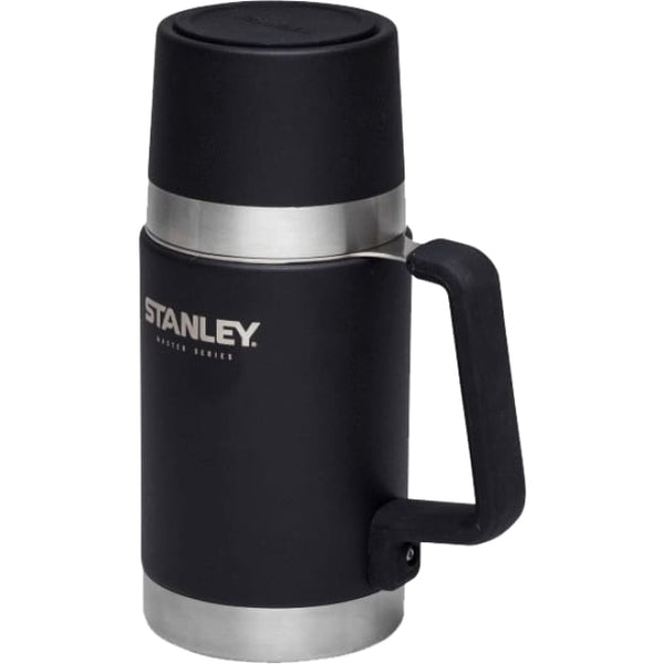 Stanley MASTER 0.7L Vacuum Food Jar Foundry Black - Thermo Hero