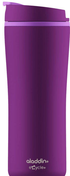 Aladdin Recycled & Recyclable Mug - 0.35L, Purple - Thermo Hero